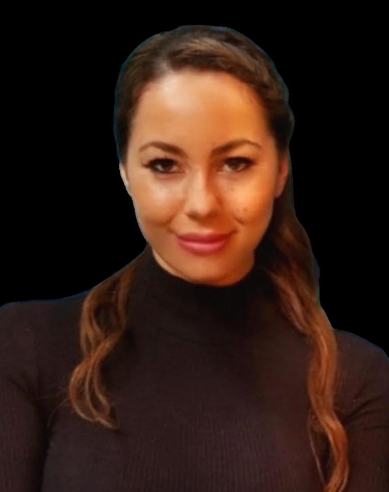 Elizabeth Gaspari, Nutritionist Program Advisor