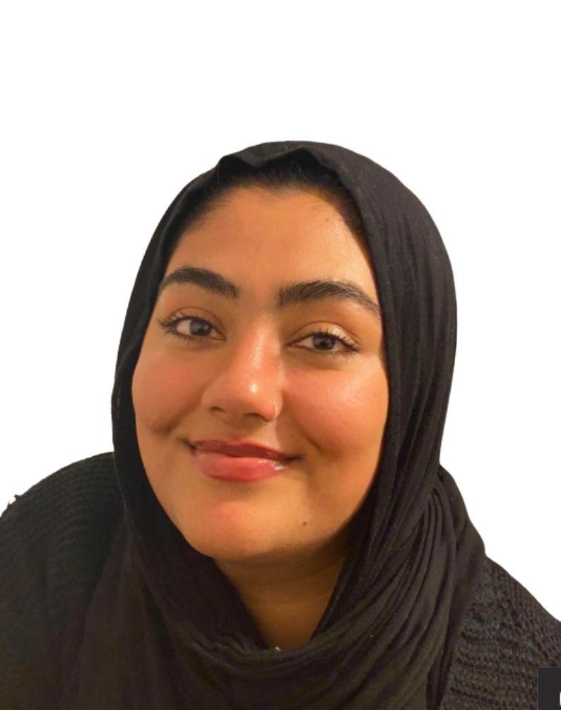 Alina Shafqat, Office Manager & Patient Success Coordinator