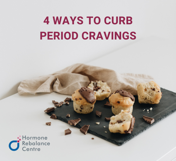 4 Ways To Curb Period Cravings