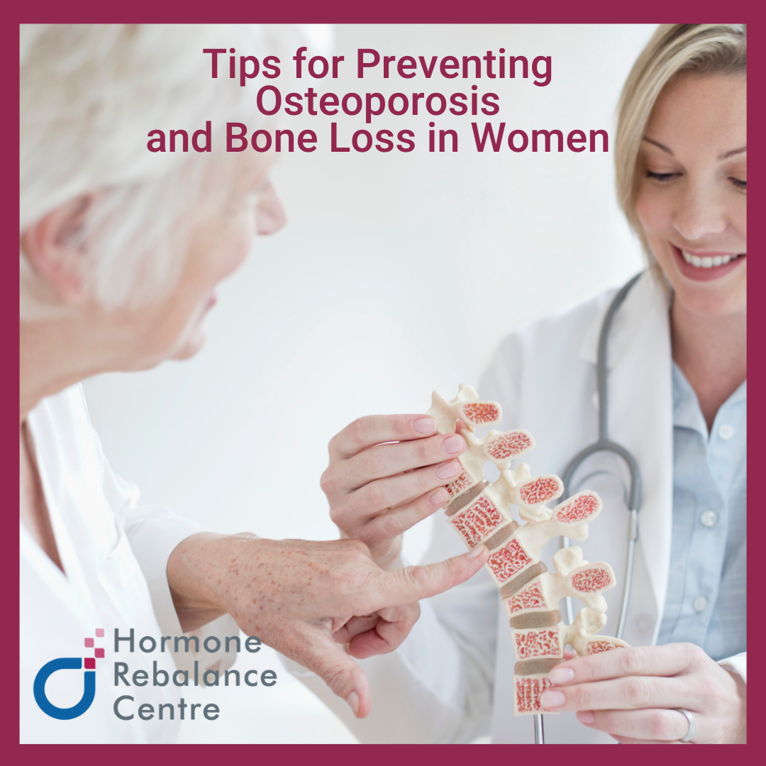 Preventing Osteoporosis and Bone Loss